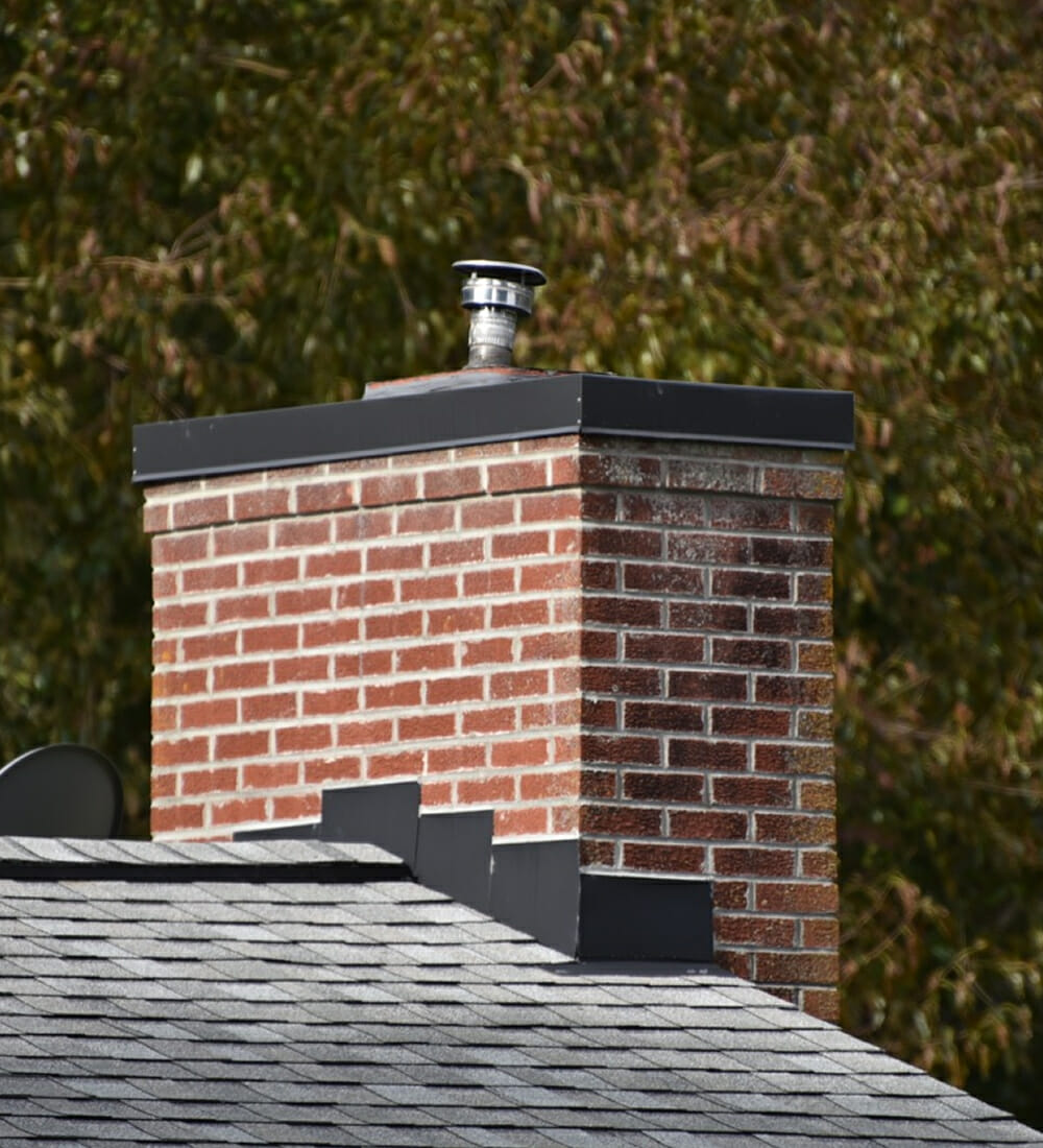 Chimney Cap Fabrication Radford, Virginia